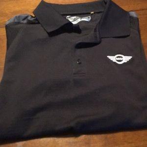 Men's Golf Shirt BMW Mini XXL